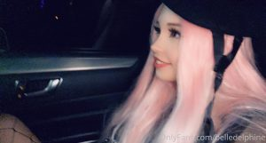 Belle Delphine Night Time OnlyFans