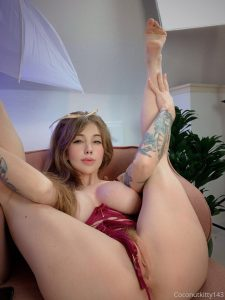 Coconut Kitty Nude OnlyFans Photos Leaked!