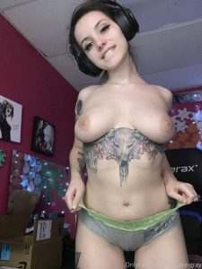 Quinnxgray Nude Twitch Streamer Onlyfans Leaked Photos